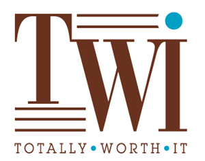 Totally Worth It logo