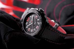 Alpina limited edition 48mm all-black Alpina Extreme