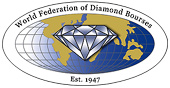 World Federation of Diamond Bourses logo