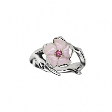 Cherry Blossom ring by Shaun Leane