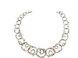 The Stephen Dweck Fortuna necklace for QVC is $604.50.