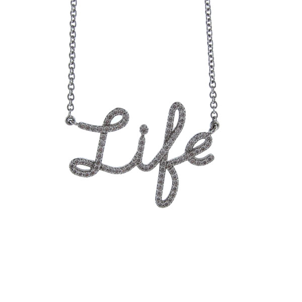 Christian Tse Love Notes necklace