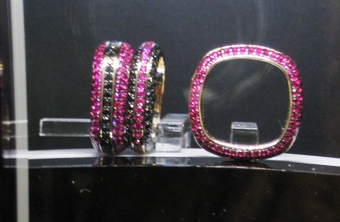 jewelry from Bonato Milano