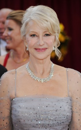Helen Mirren in Chopard