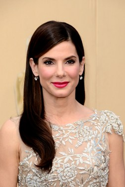 Sandra Bullock in her own Neil Lane jewels
