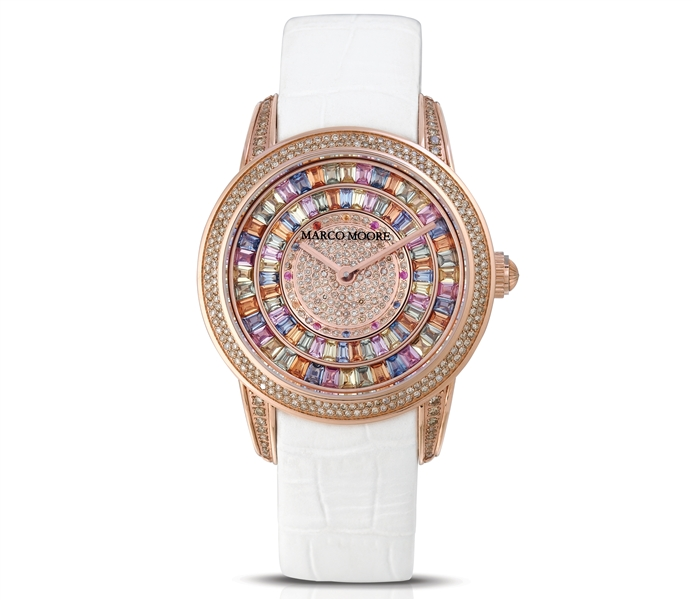 Marco Moore Terri multicolor watch