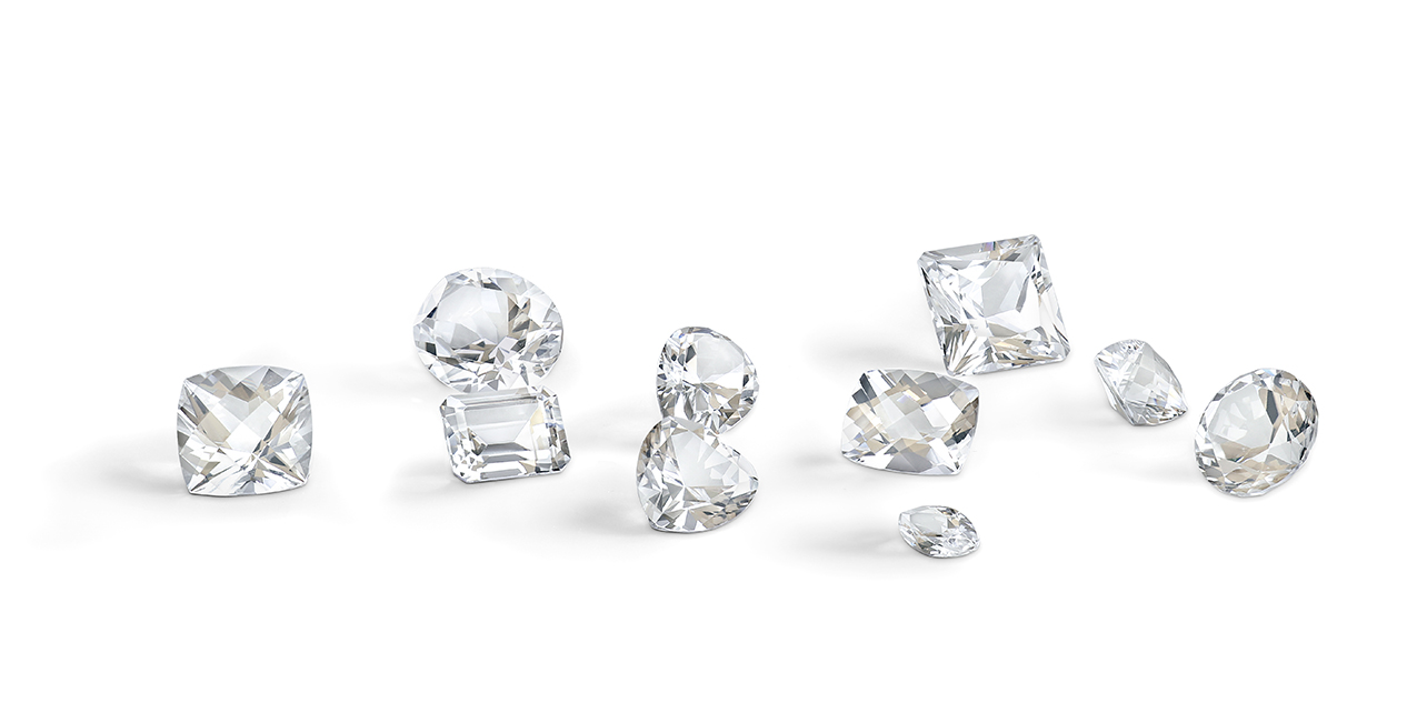 590389d90b0b Swarovski Genuine Gemstones and Created Stones feature unrivaled quality  and consistency of cut