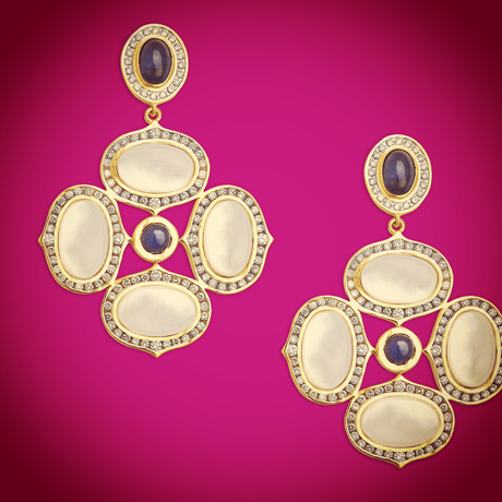 Syna earrings