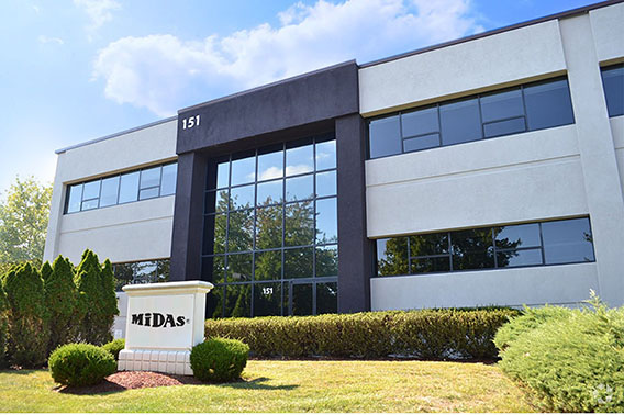 Midas Chain Expanding Headquarters In New Jersey Jck