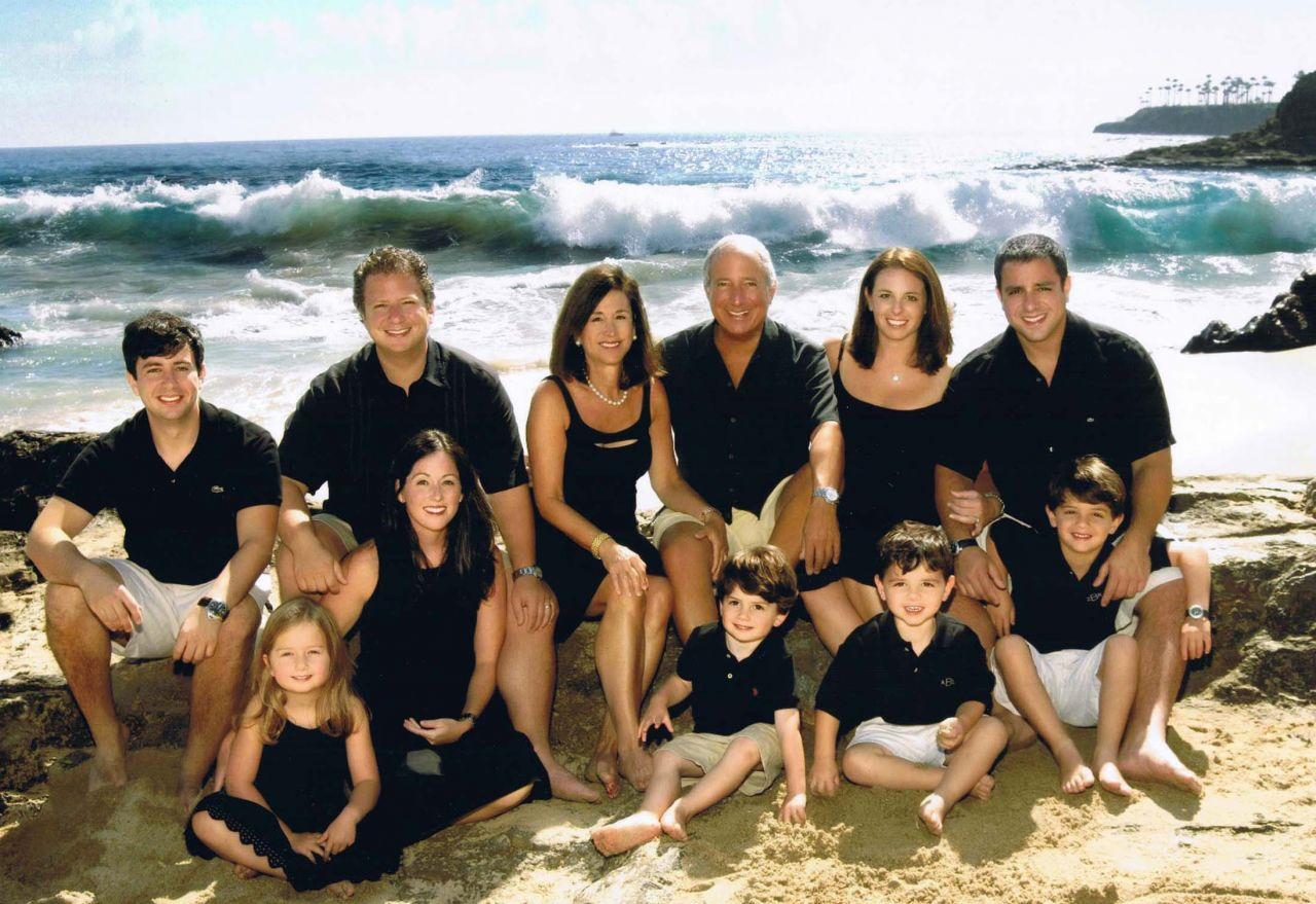 Berg family beach shot