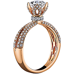Bridal Why Retailers Are Thinking Pink Gold Jewelry JCK