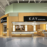 Kay Jewelers in the Meadowbrook Mall, Bridgeport, W.?Va.