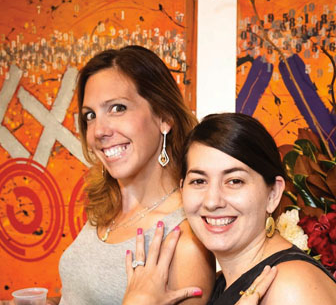 From Hong Kong To New York City Members Of The Women S Jewelry Association United On Sept 18 Fete Second Annual Night Out