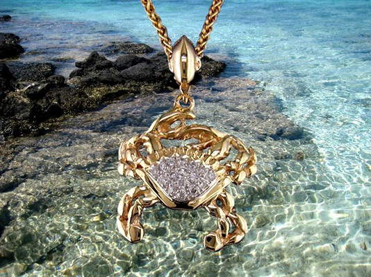 Steven Douglas diamond crab collection