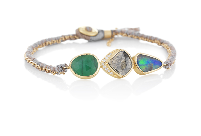 triple_orbit_diamond_halo_emerald_opal_silk_gold_bracelet.jpg