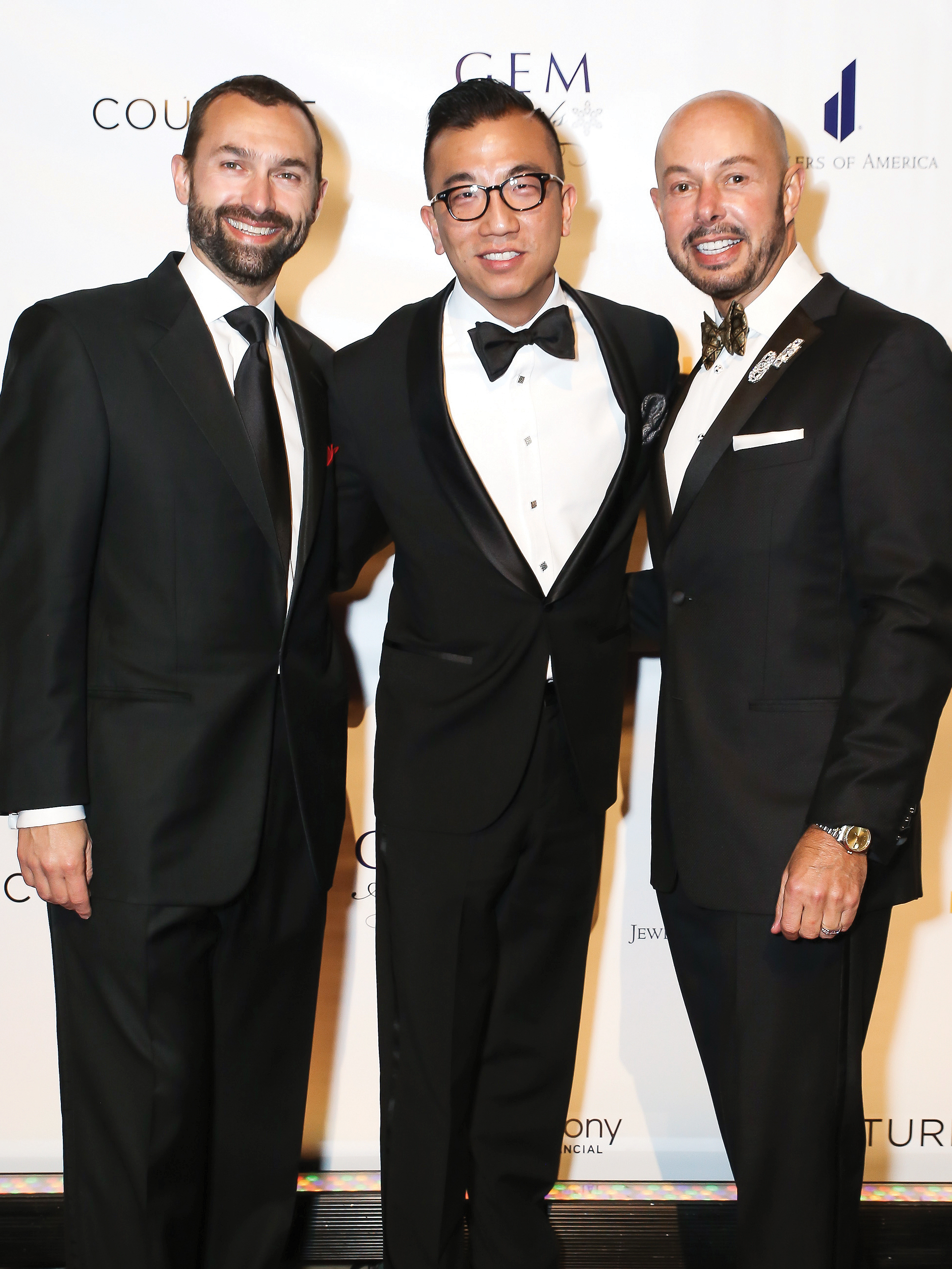 On The Scene At The 2016 Gem Awards And 24 Karat Club Of
