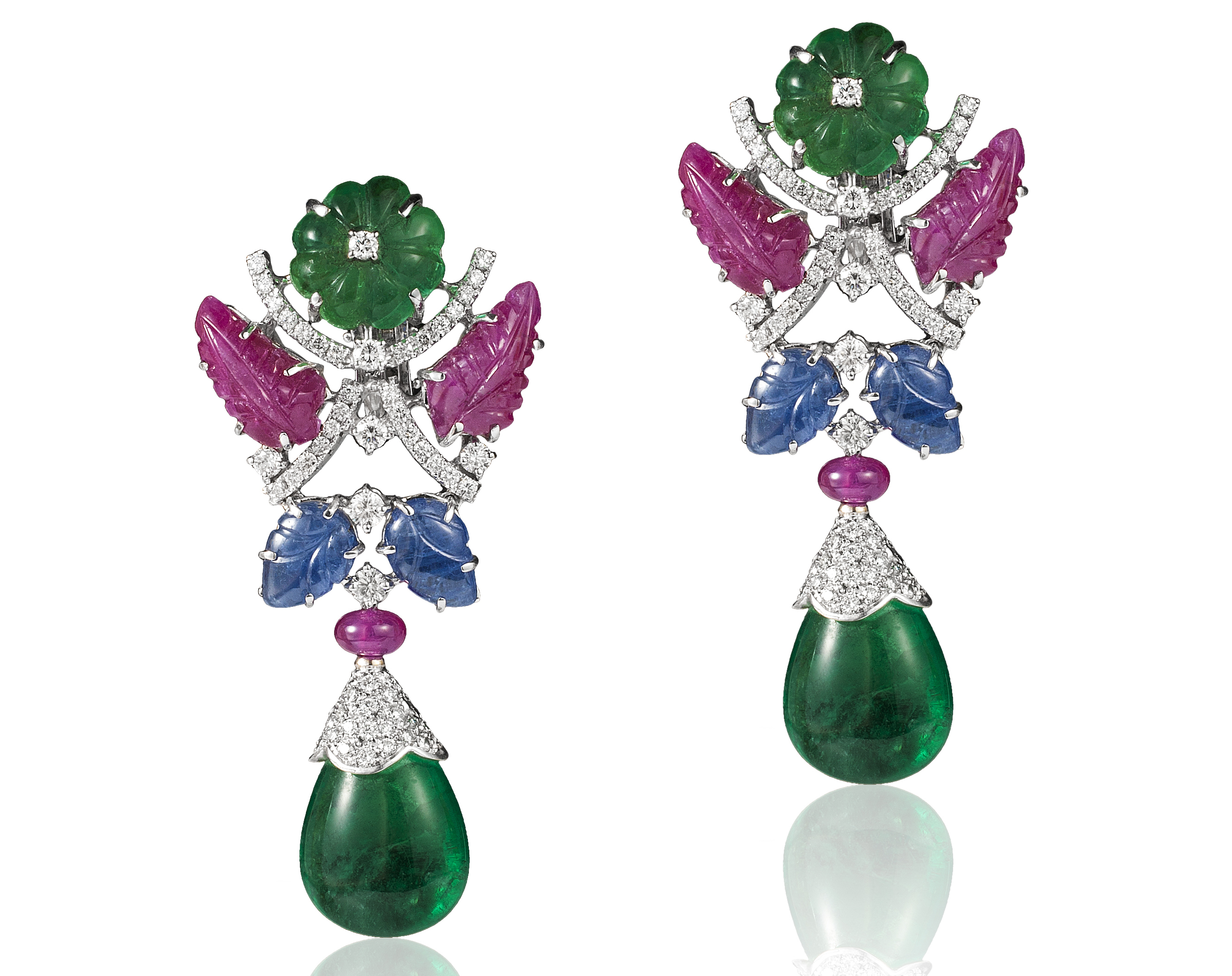 Andreoli Tutti Frutti earrings | JCK On Your Market