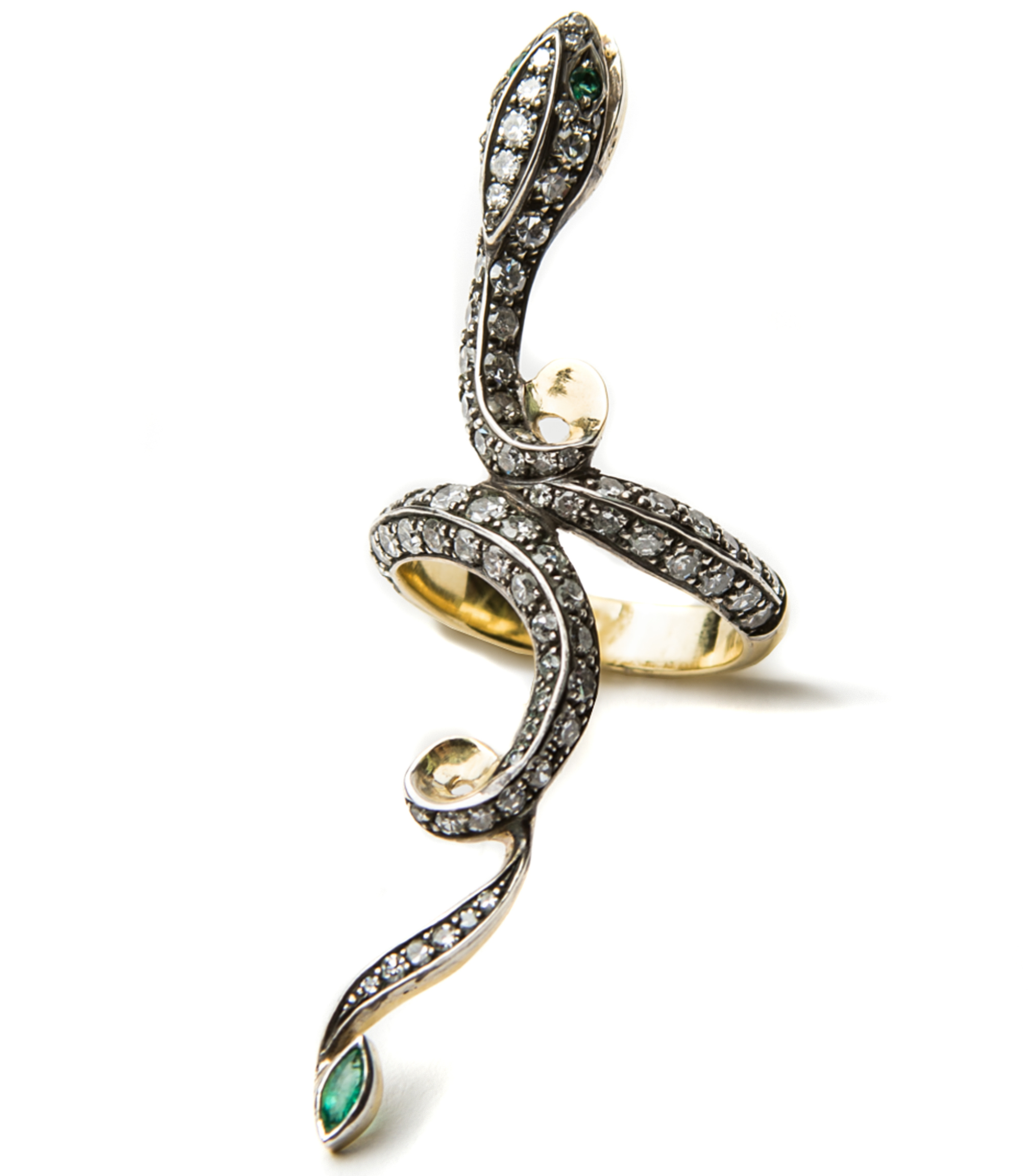 Lord Jewelry snake ring | JCK On Your Market