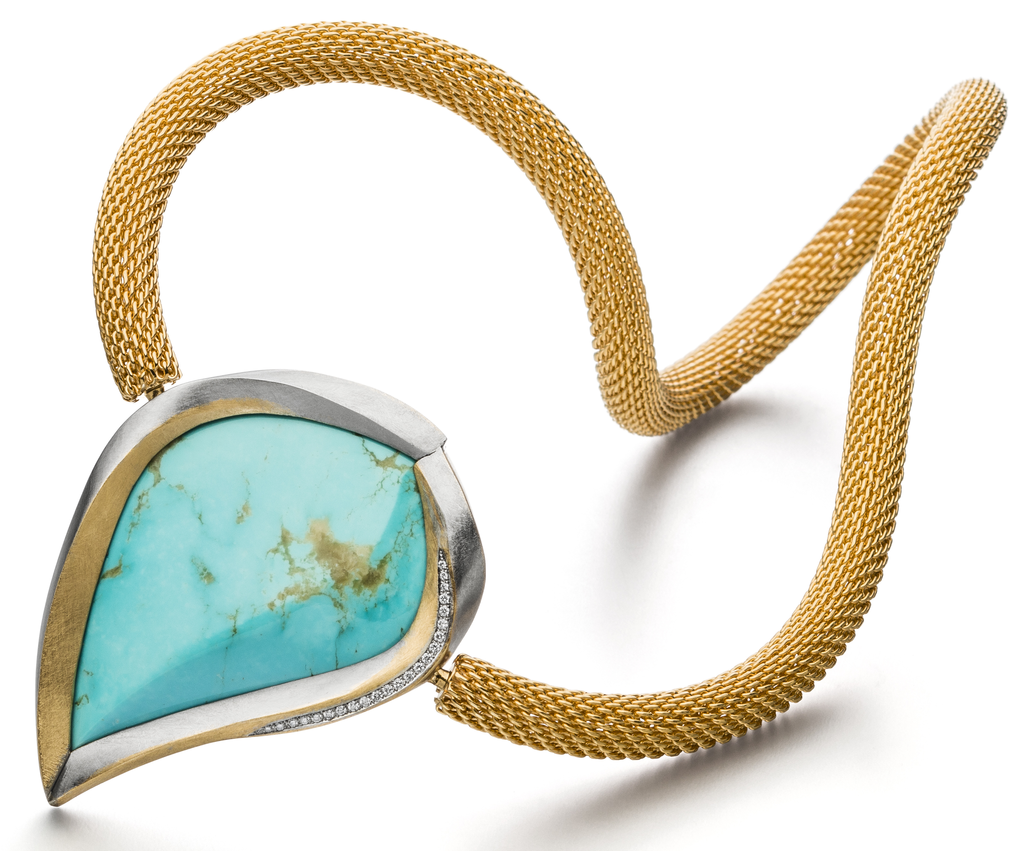 Marcel Roelofs turquoise Vario clasp #BRITTSPICK | JCK On Your Market