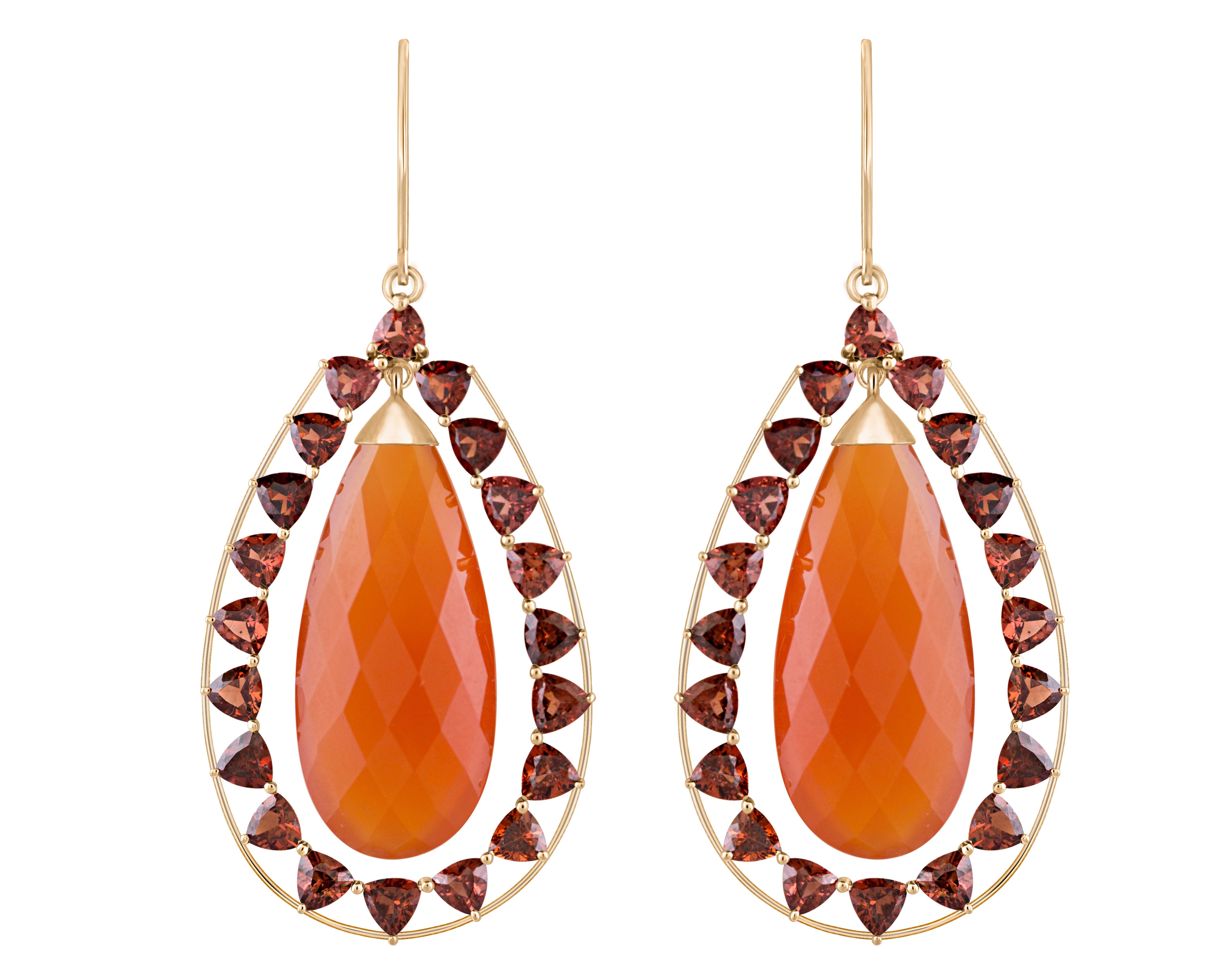 Arya Esha Galaxy collection Veela earrings | JCK On Your Market