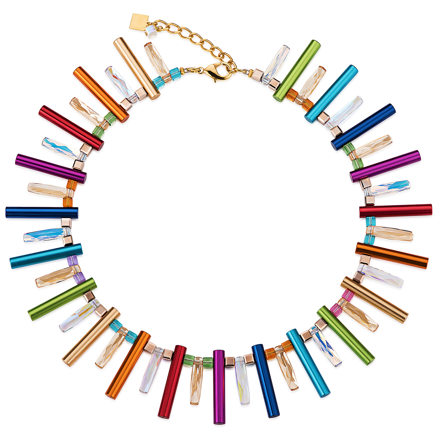 Coeur de Lion colorful collar necklace | JCK On Your Market
