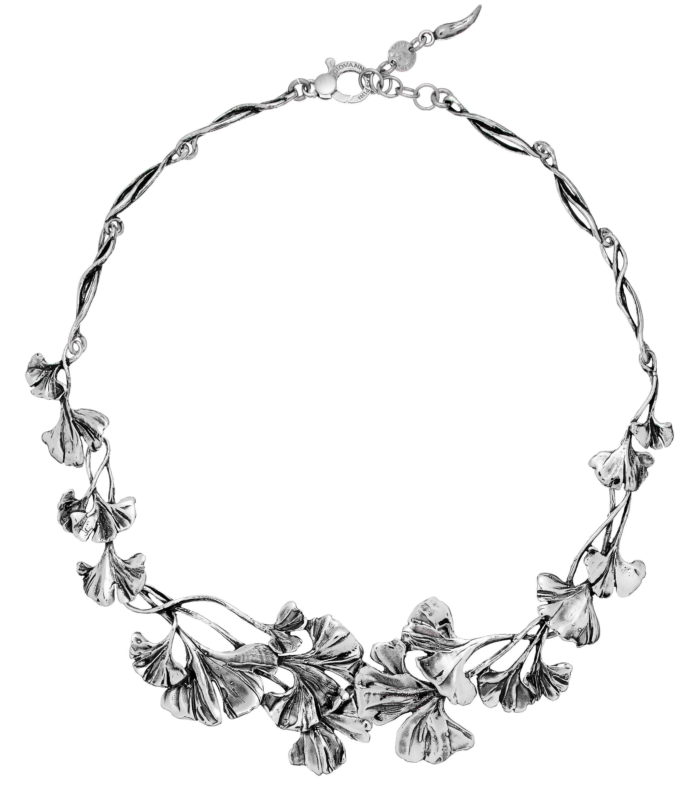 Giovanni Raspini Gingko necklace | JCK On Your Market