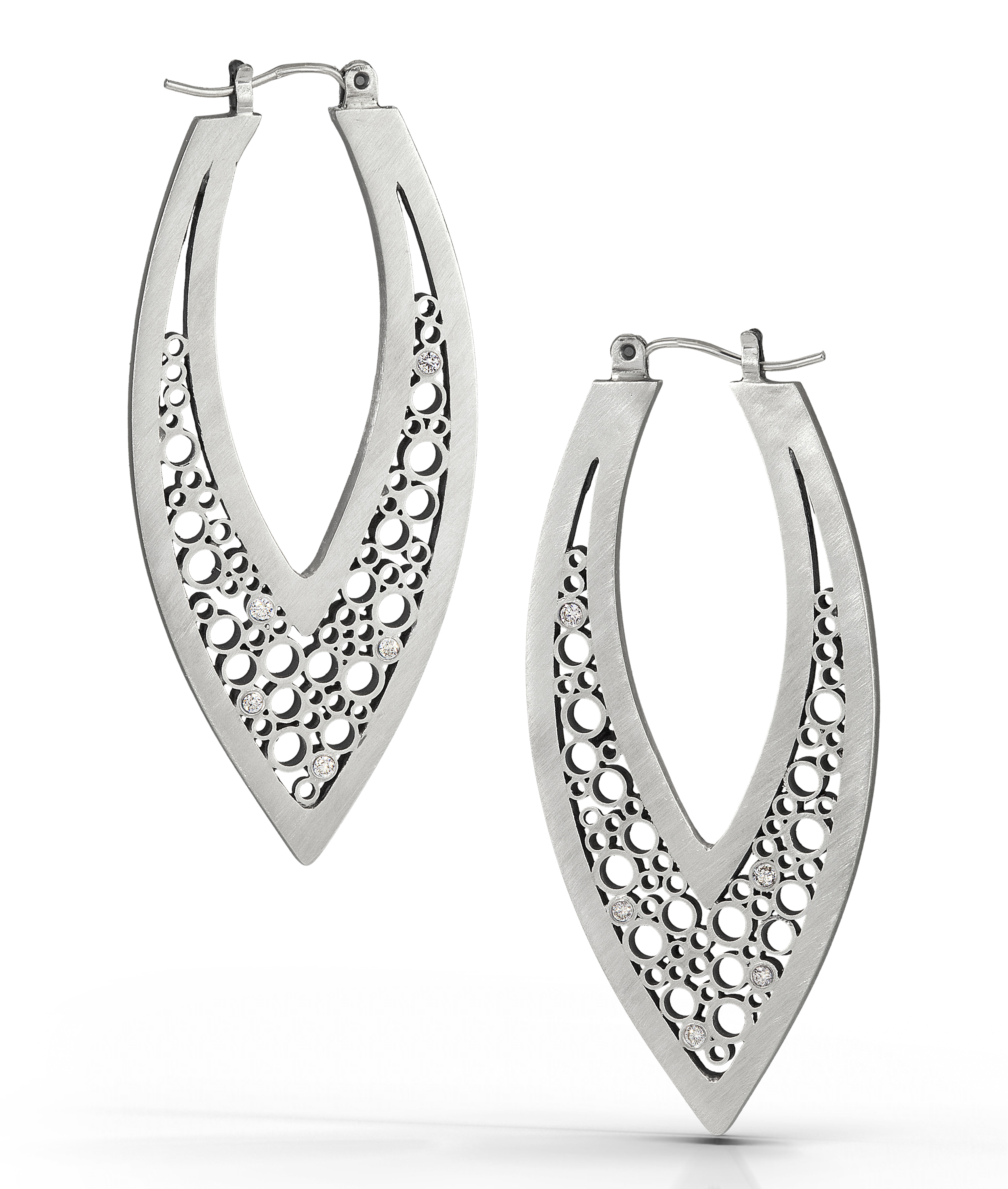 Belle Brooke Designs Luz earrings | JCK On Your Market