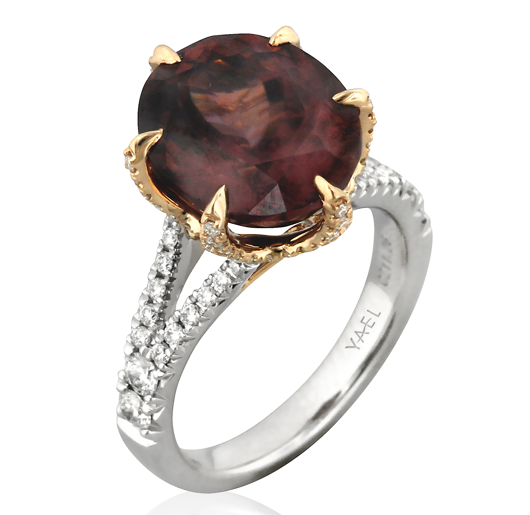 Yael Designs Zircon collection ring | JCK On Your Market