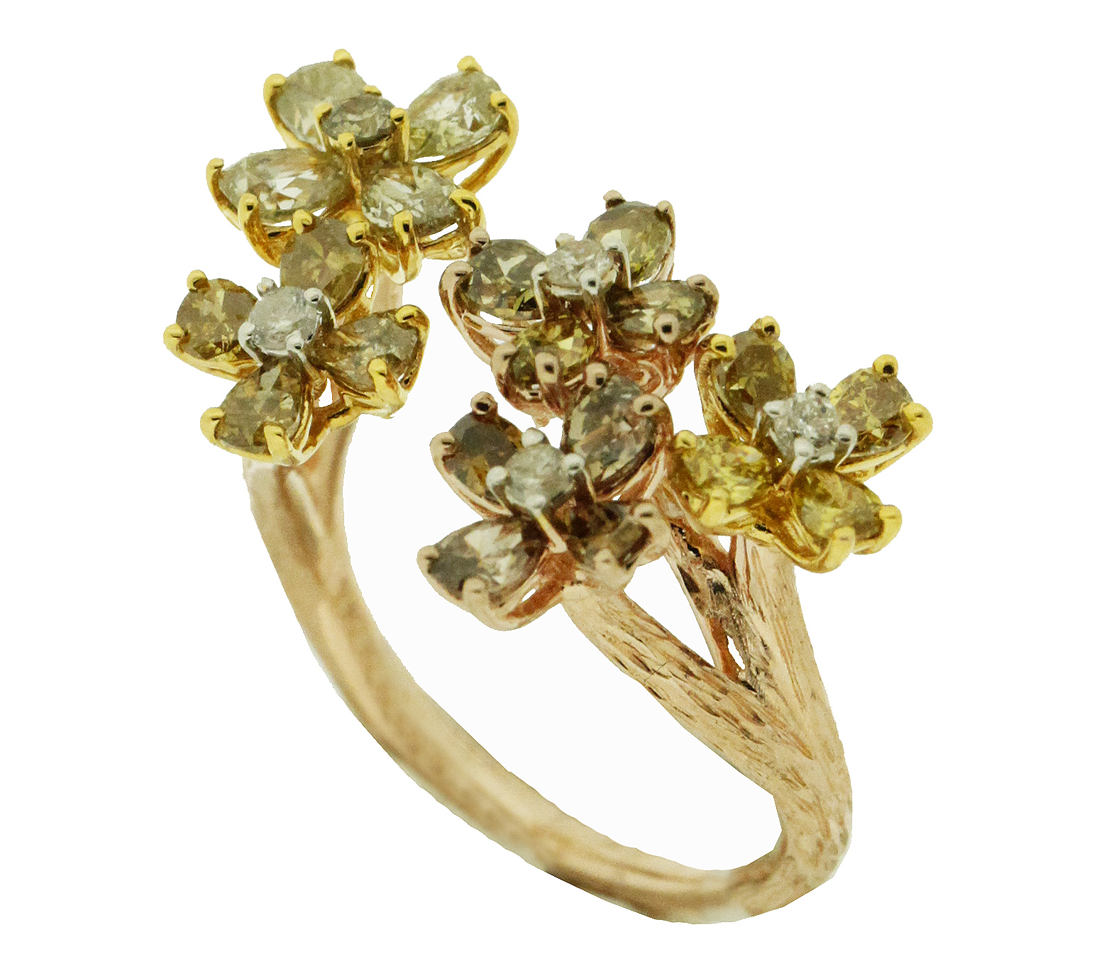 L'Dezen floral ring | JCK On Your Market
