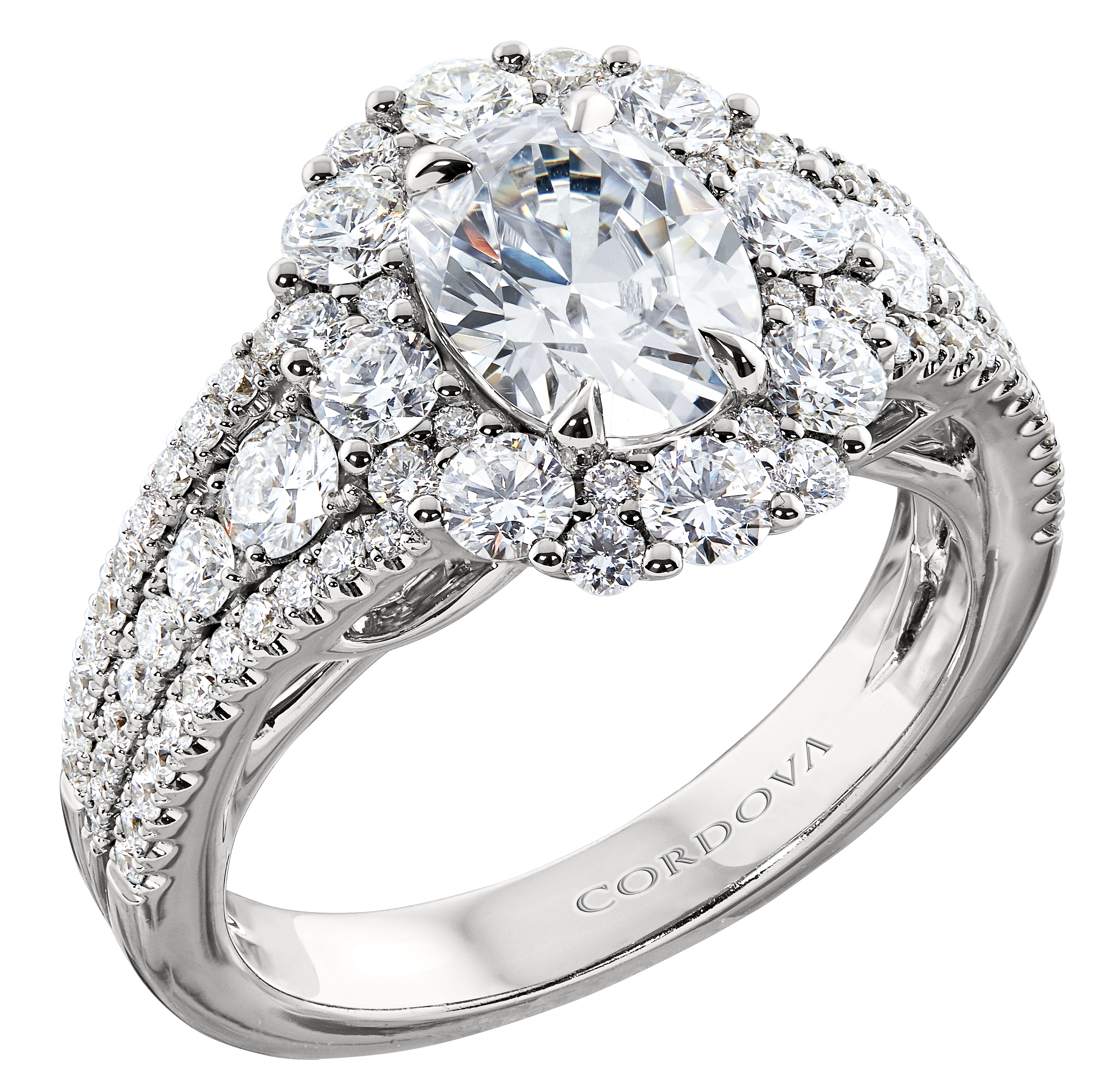 Cordova Celestial collection engagement ring | JCK On Your Market