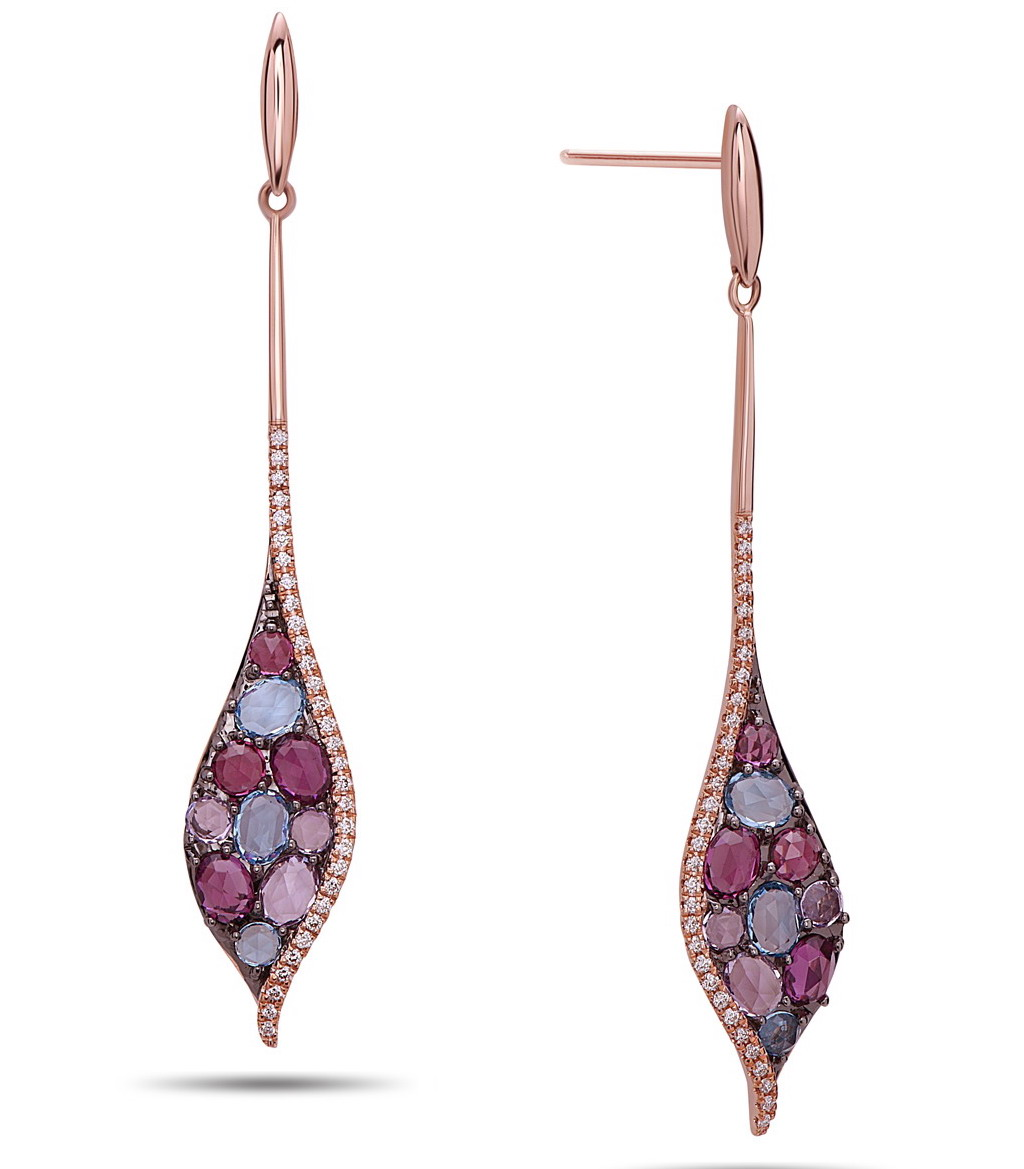 Dilamani Rock Candy collection earrings | JCK On Your Market