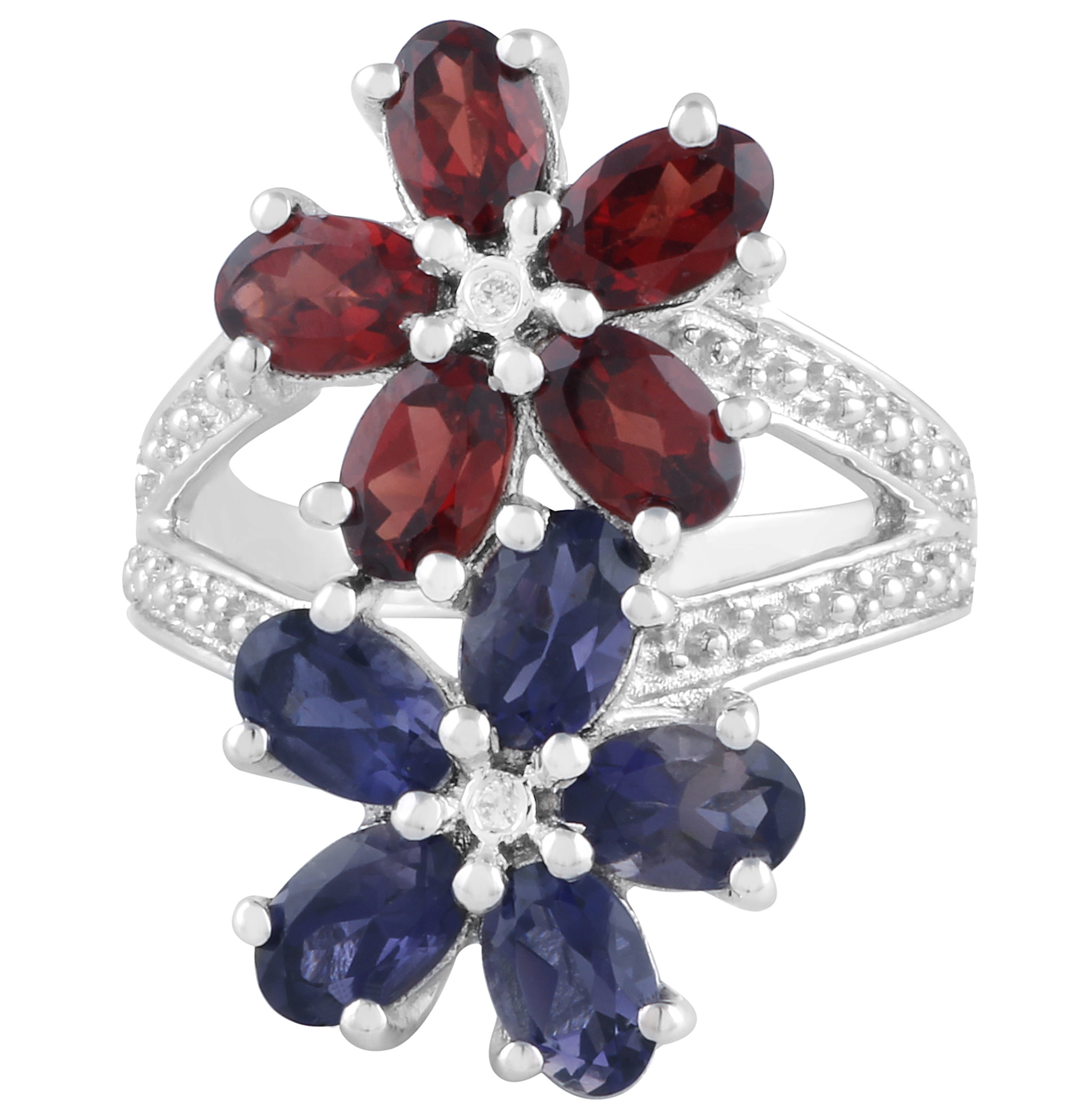 Allure Jewelry flower ring | JCK On Your Market