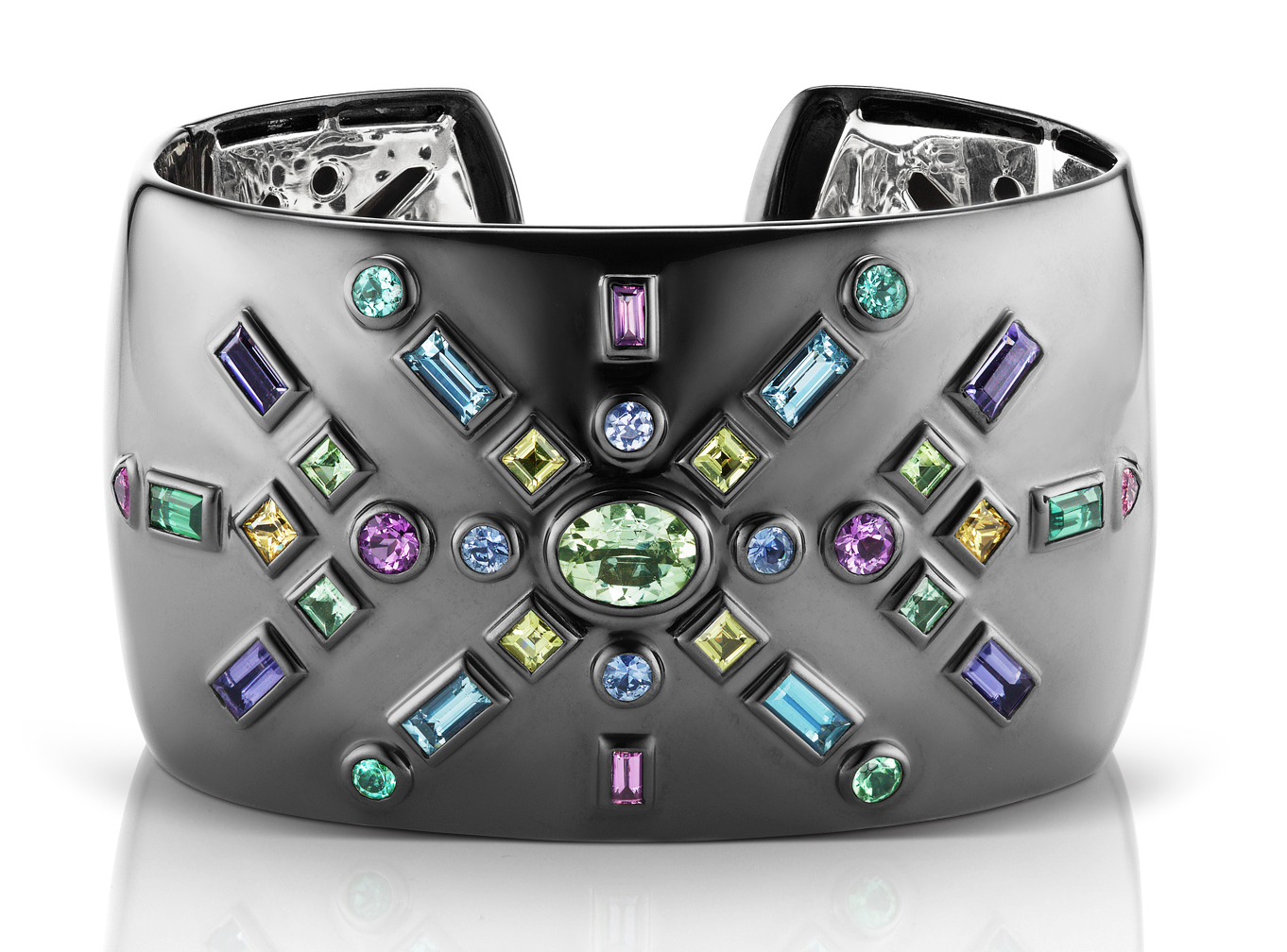 Jane Taylor Jewelry Happy cuff bracelet #BrittsPick | JCK On Your Market