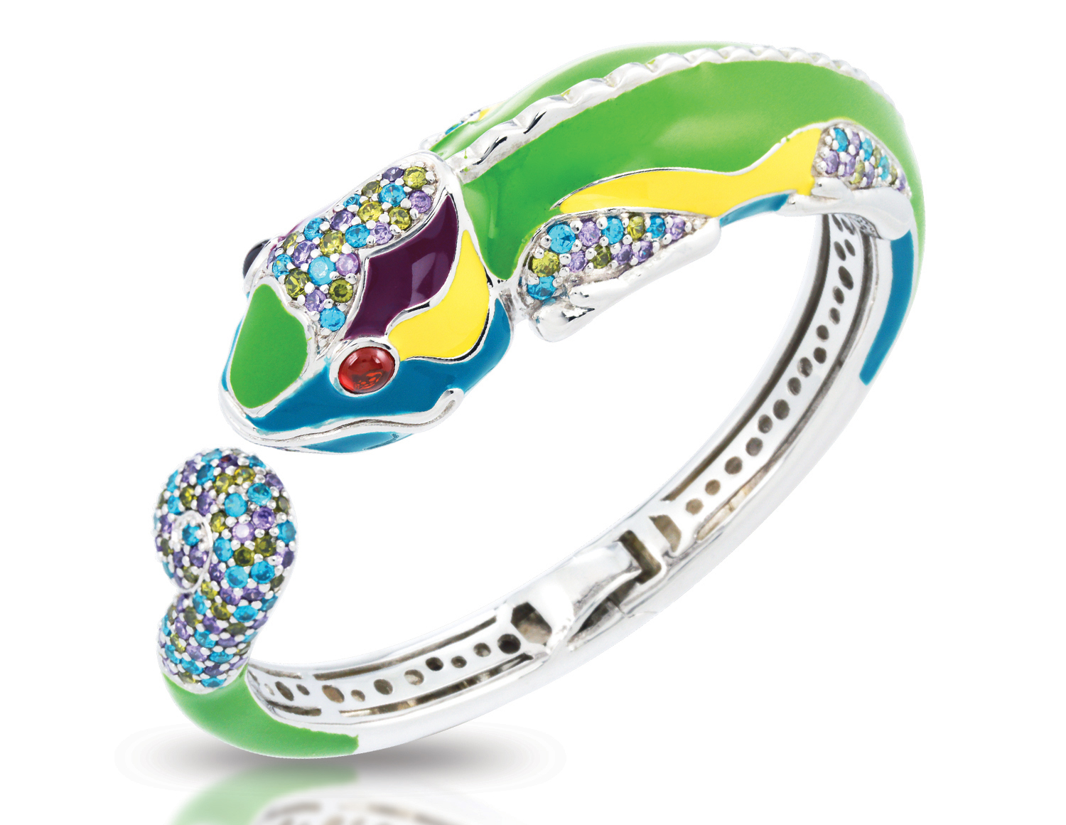 Belle Étoile chameleon bangle | JCK On Your Market