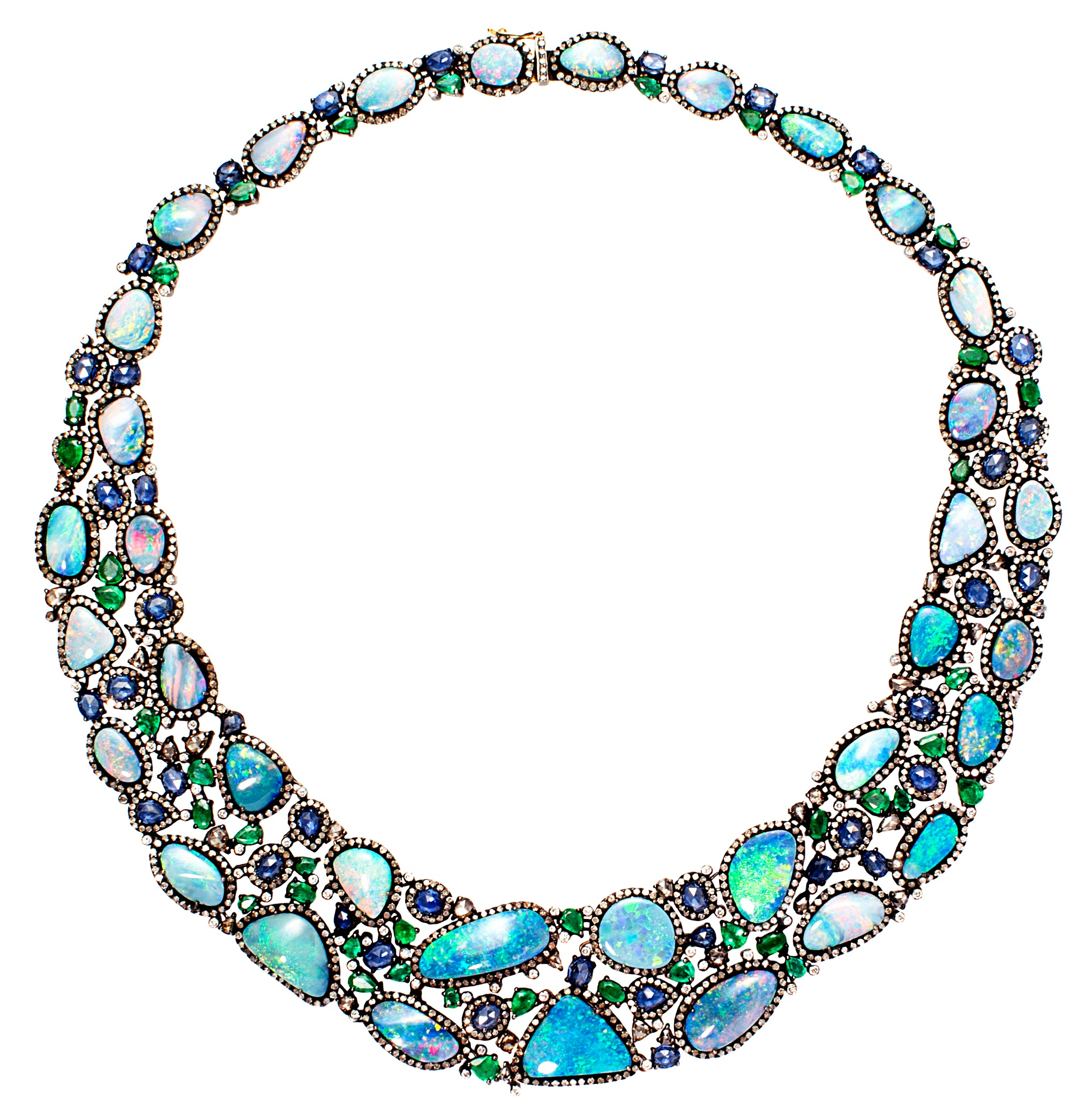 Graziela Gems The Anniversary Necklace | JCK On Your Market