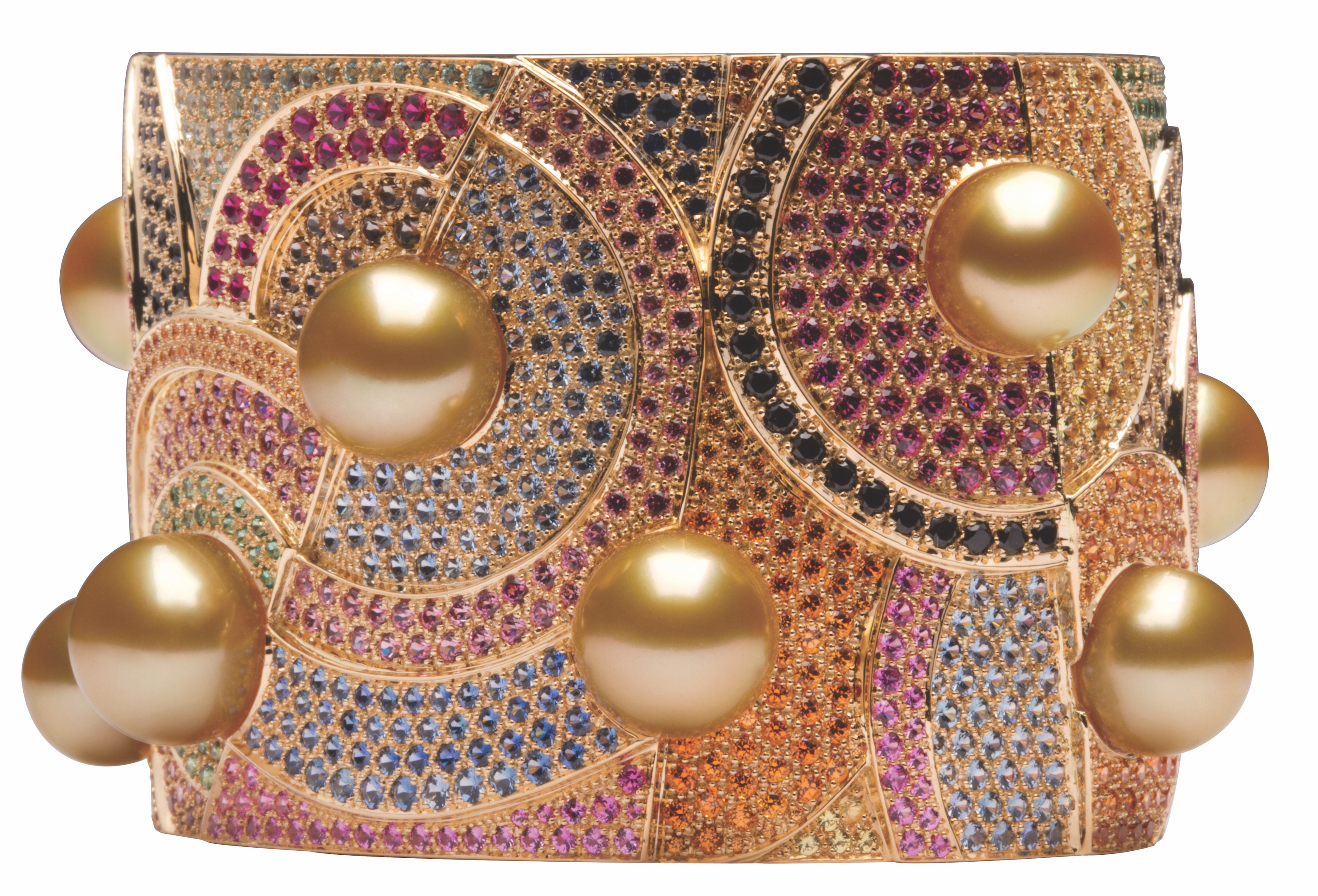 Jewelmer colored cuff bracelet | JCK On Your Market