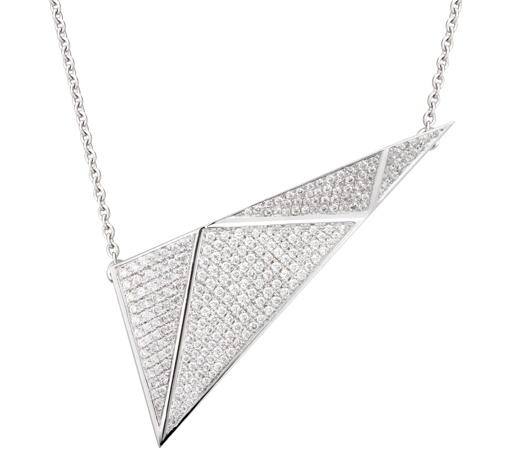 Carrera y Carrera Iceberg necklace | JCK On Your Market