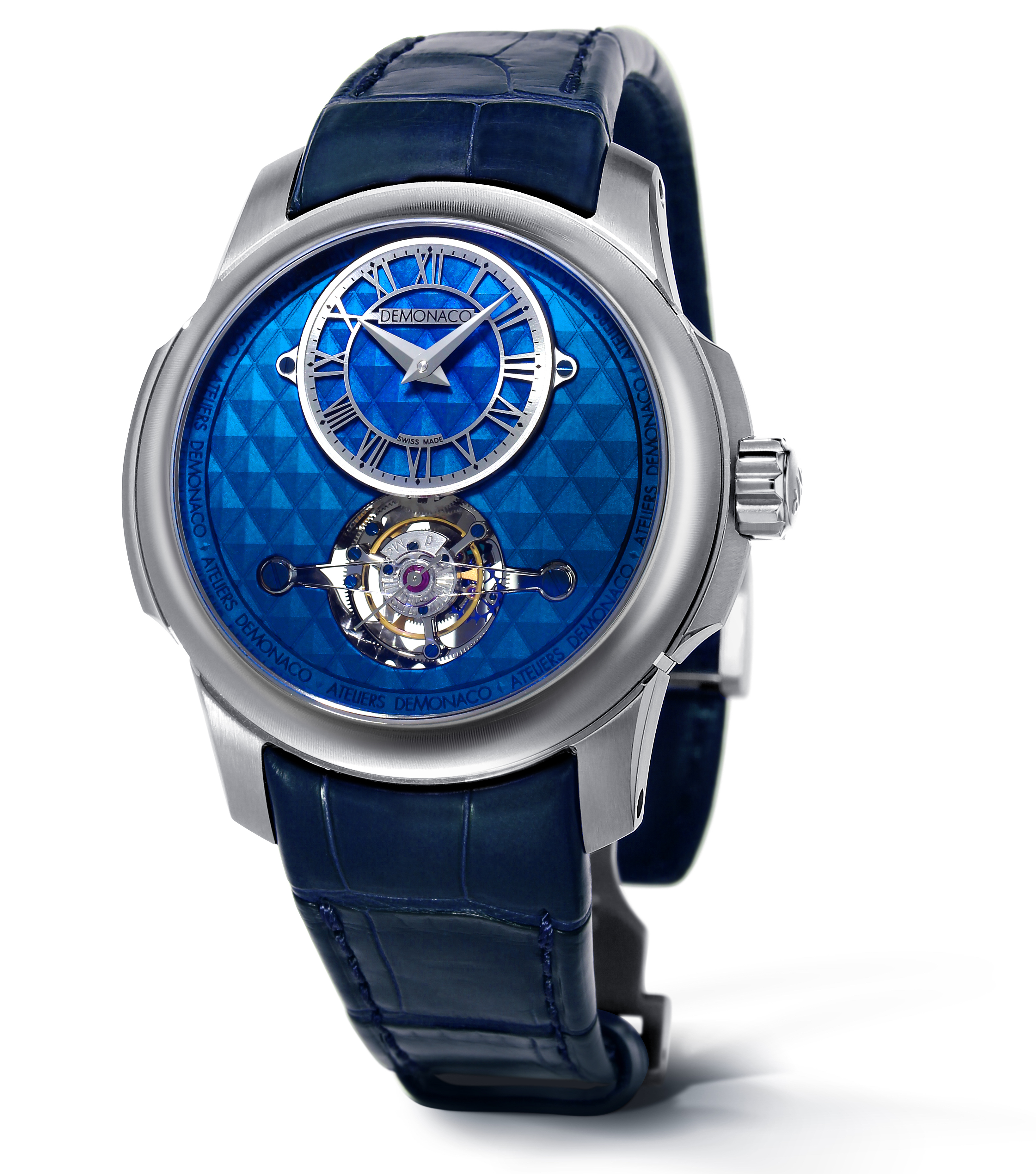 Ateliers deMonaco Tourbillon Oculus watch | JCK On Your Market