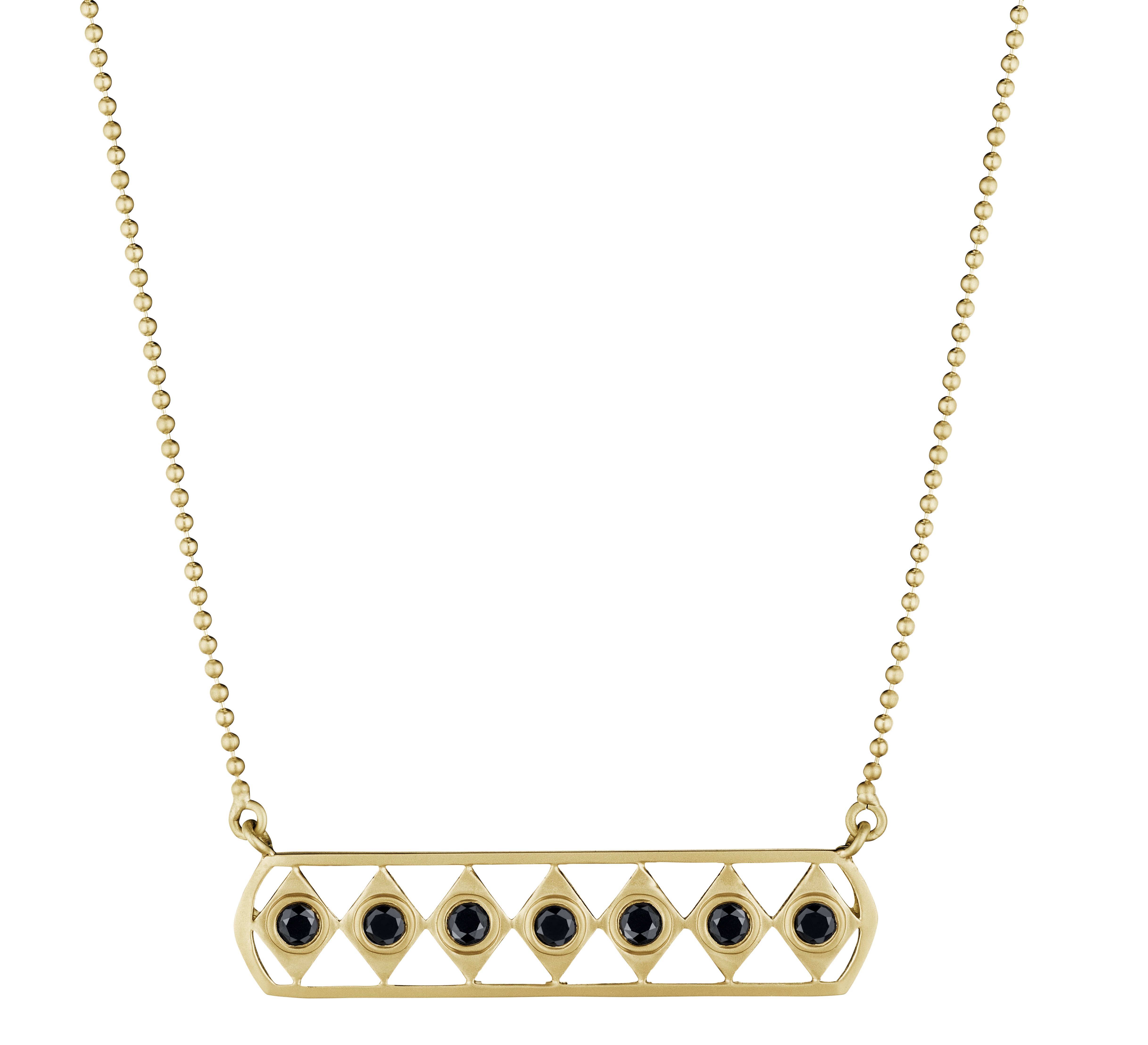 Doryn Wallach Gladiator bar necklace | JCK On Your Market