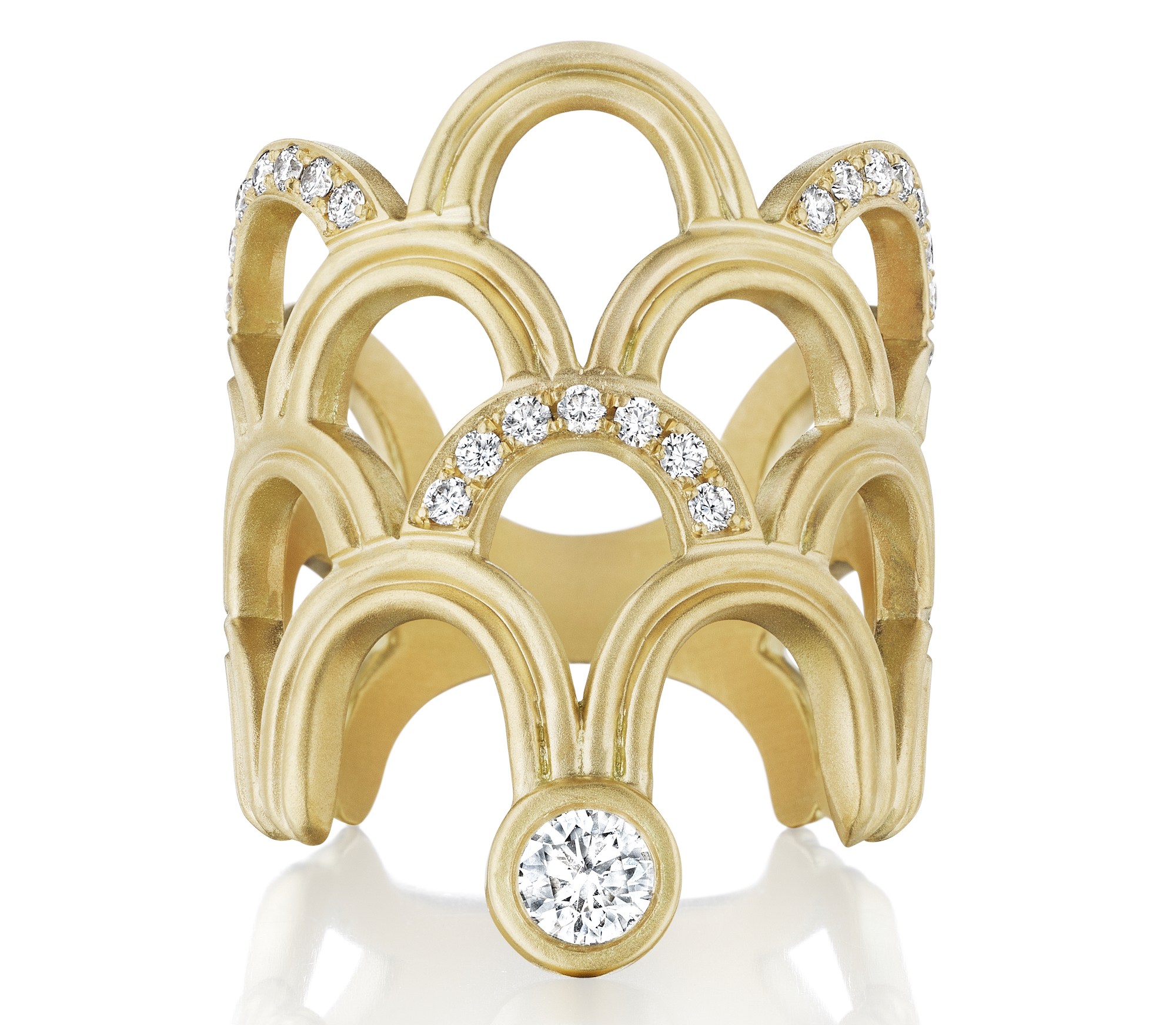 Doryn Wallach Normandie collection ring | JCK On Your Market