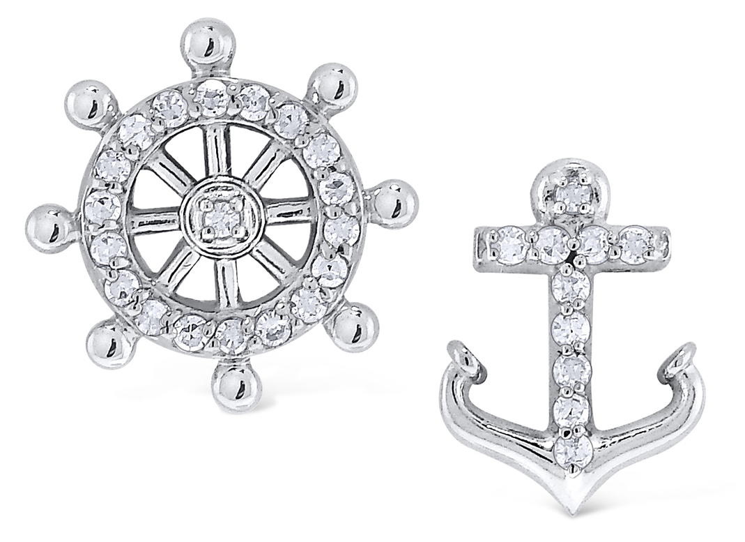 KC Designs mix and match nautical earrings | JCK On Your Market