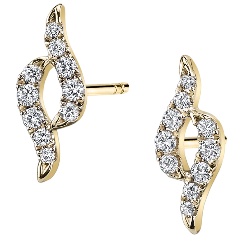 Sylvie Collection stud earrings | JCK On Your Market