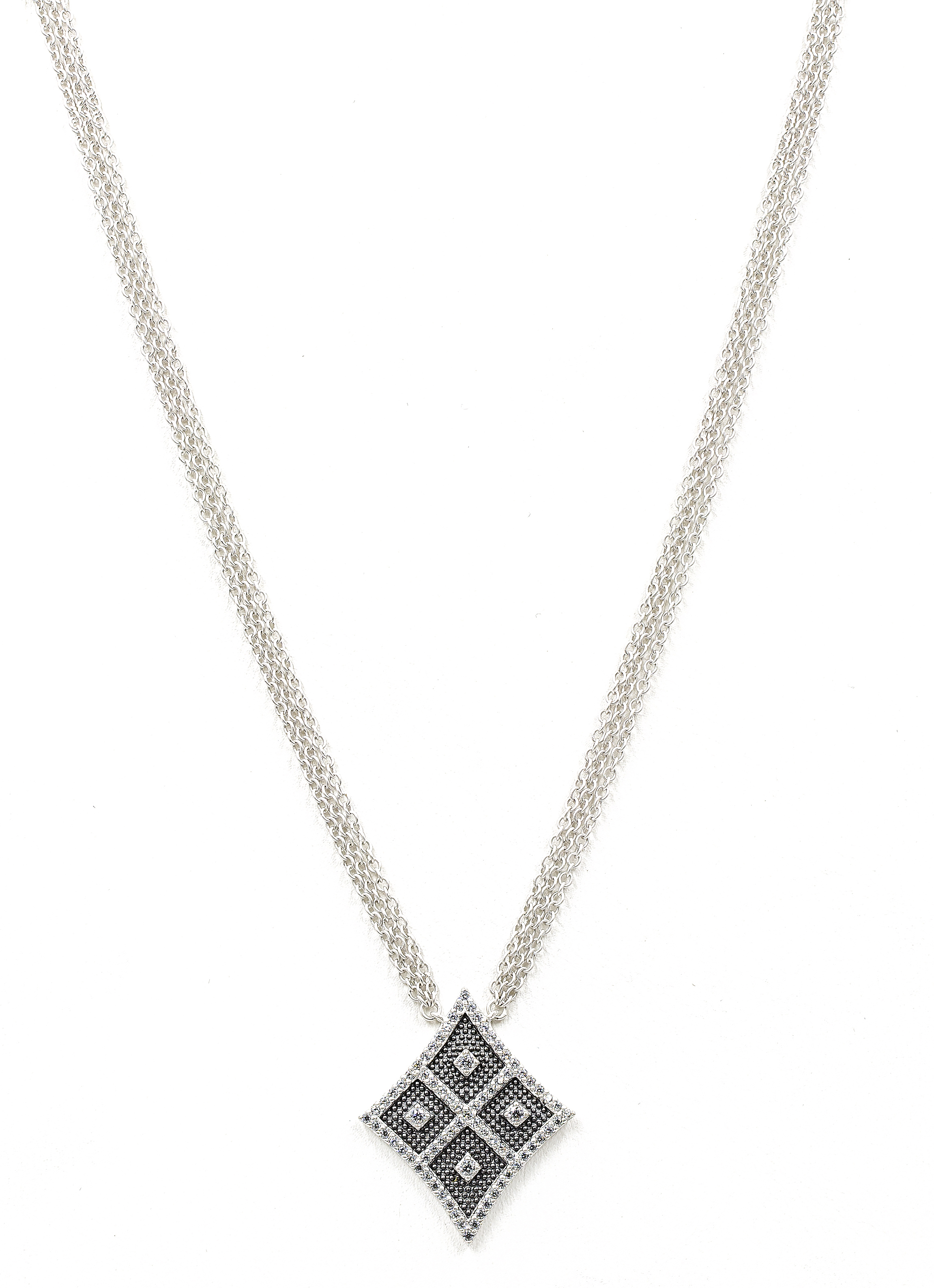 Freida Rothman Contemporary Deco necklace | JCK On Your Market