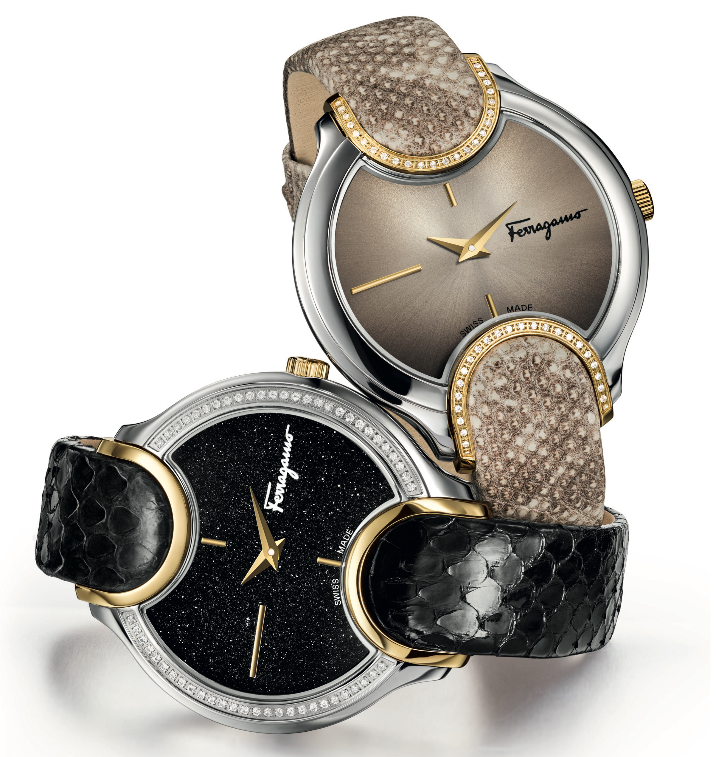 Salvatore Ferragamo Signature collection watches | JCK On Your Market