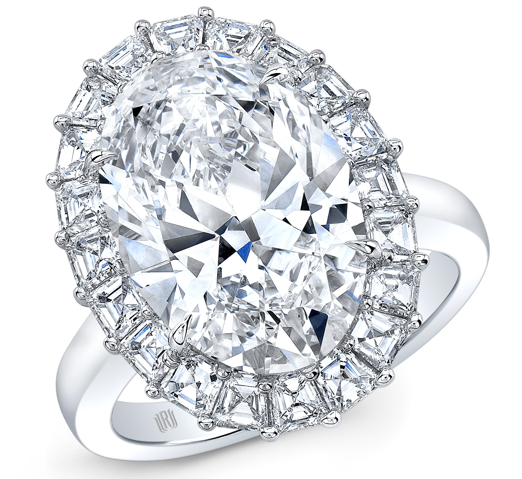 Rahaminov Tutu diamond ring | JCK On Your Market