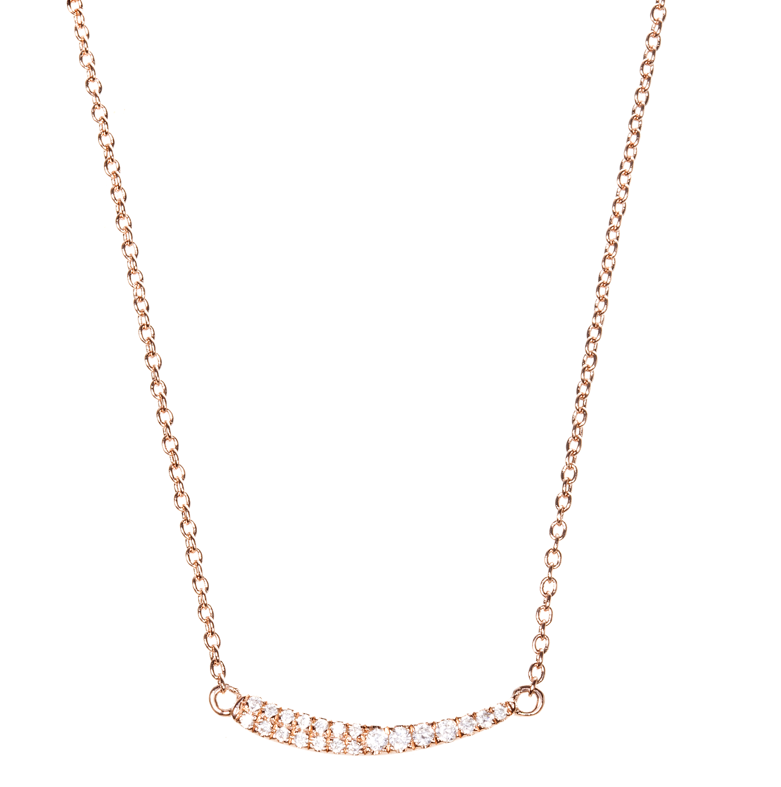Graziela Gems curved necklace | JCK On Your Market