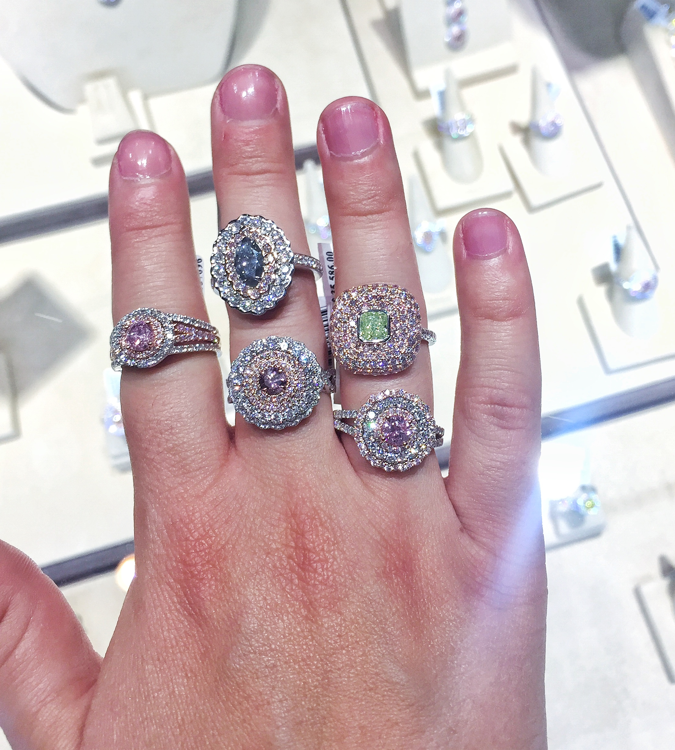 The Biggest Jewelry Trends From JCK Las Vegas 2016 - JCK