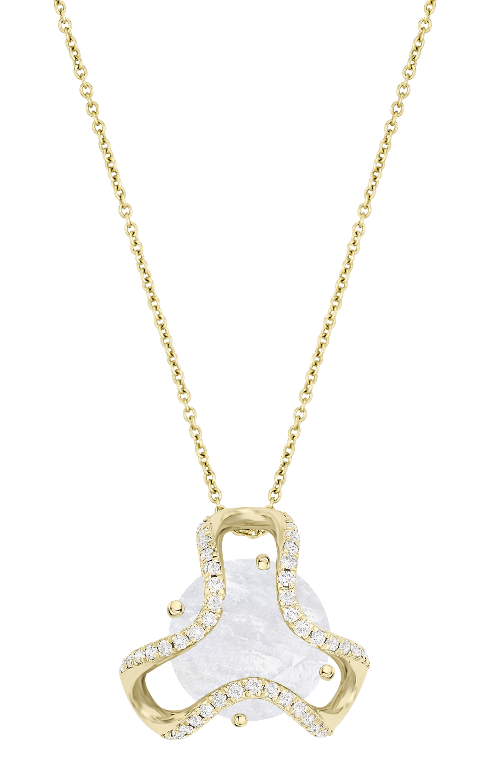 Arya Esha Galaxy collection pendant | JCK On Your Market