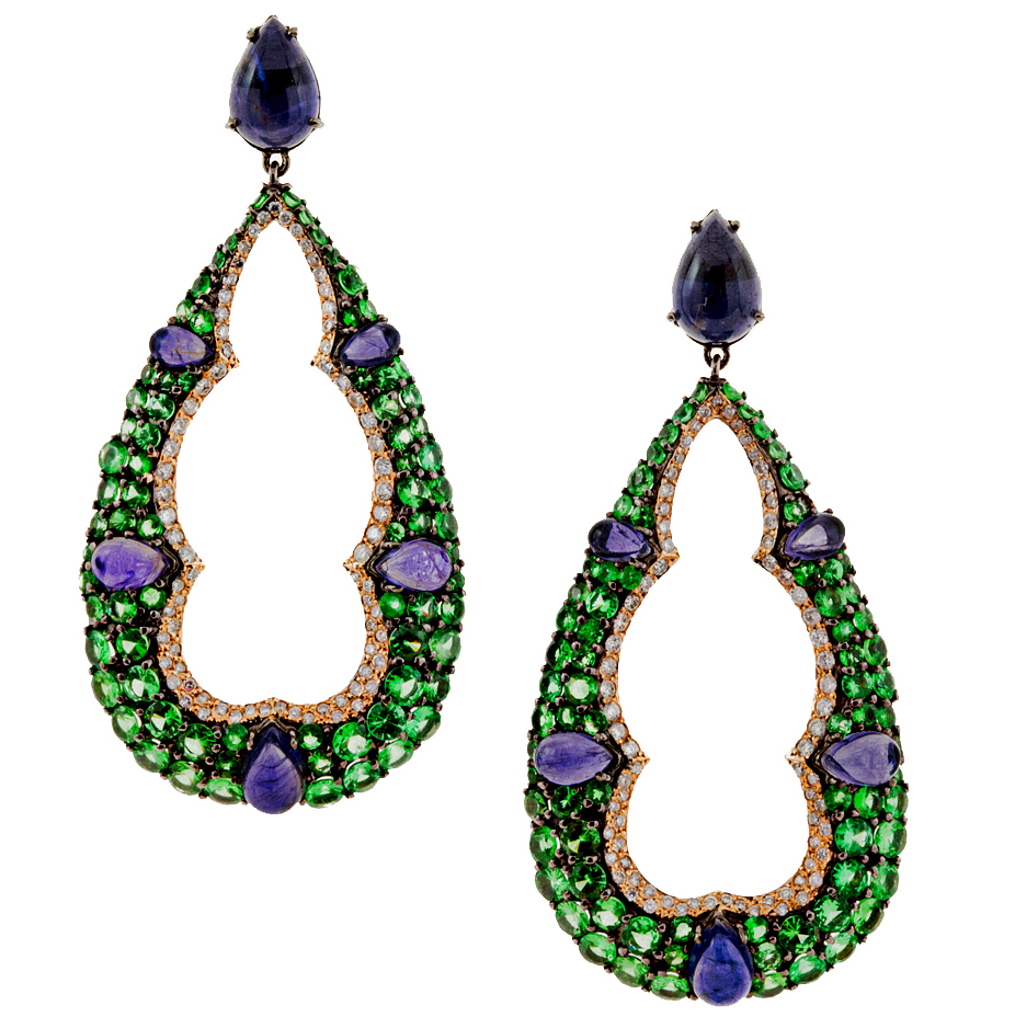 Graziela Gems Venetian Dream earrings | JCK On Your Market