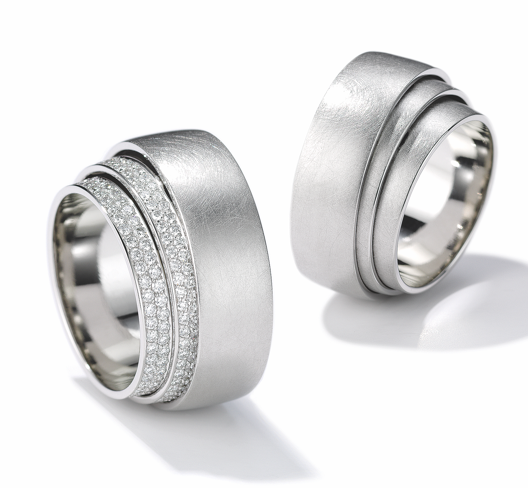 Henrich + Denzel Tenda collection rings | JCK On Your Market